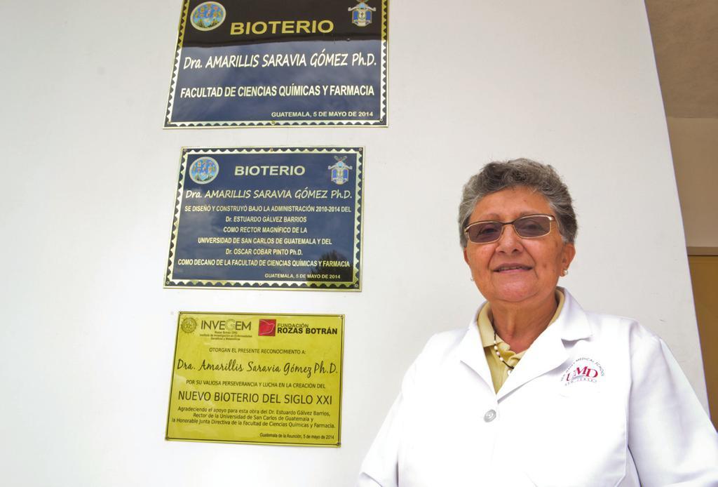 Amarillis Saravia Gómez