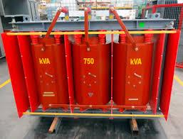 Transformadores secos encapsulados en resina epoxi