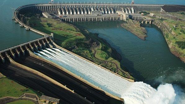 Central Hidroeléctrica de las Tres Gargantas, China