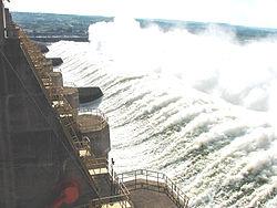 Central Hidroeléctrica de Tucuruí, Brasil.