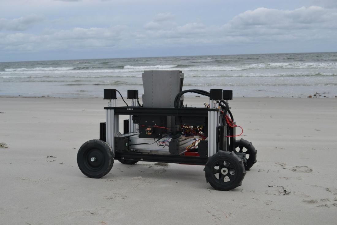 Romu robot