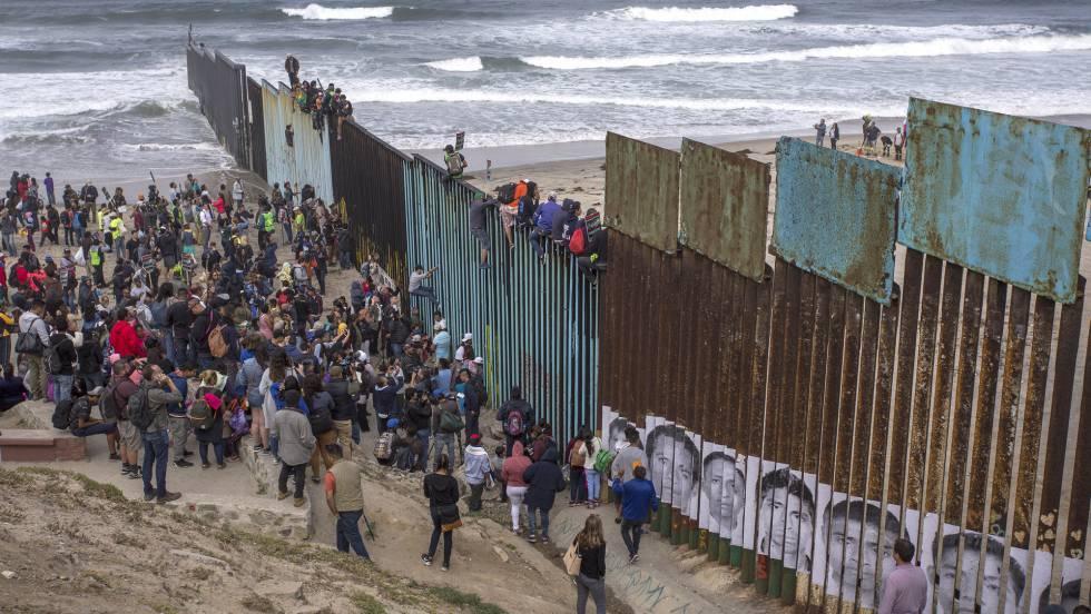 Caravana-de-Inmigrantes