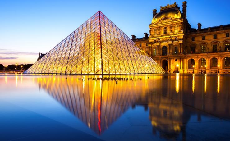 Breve historia del Museo Louvre – TECNOLOGÍA INDUSTRIAL
