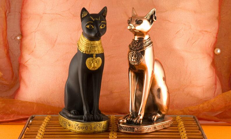 gatos antiguo egipto